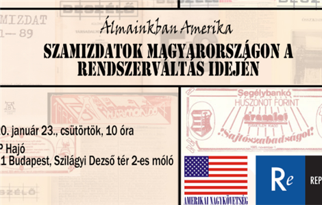 Álmainkban Amerika