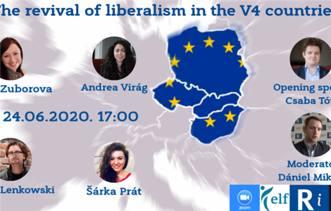 The revival of liberalism in the V4 countries